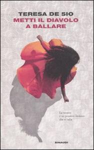 Metti il diavolo a ballare - Teresa De Sio - copertina