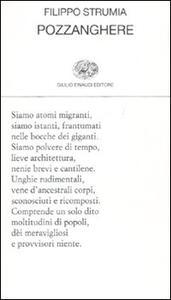 Pozzanghere - Filippo Strumia - copertina