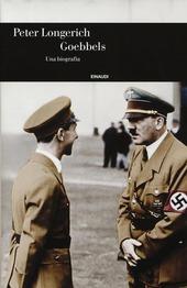 Copertina  Goebbels : una biografia