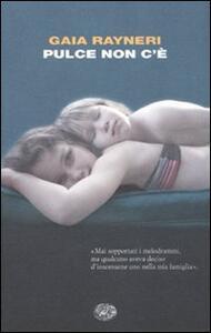 Pulce non c'è - Gaia Rayneri - copertina