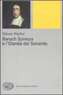Voluntariadobaleares2014.es Baruch Spinoza e l'Olanda del Seicento Image