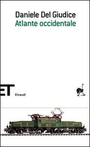 Atlante occidentale - Daniele Del Giudice - copertina