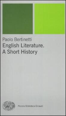English literature. A short history.pdf