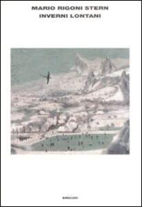 Libro Inverni lontani Mario Rigoni Stern