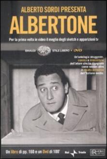 Antondemarirreguera.es Alberto Sordi presenta Albertone. Con DVD Image