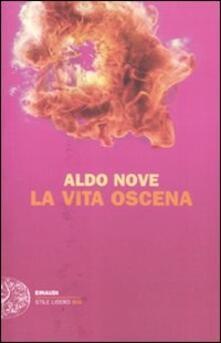 Premioquesti.it La vita oscena Image