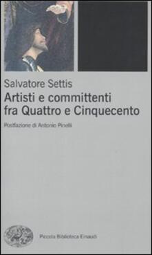 Amatigota.it Artisti e committenti fra Quattrocento e Cinquecento Image