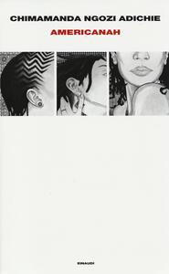 Americanah - Chimamanda Ngozi Adichie - copertina