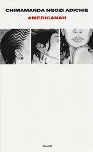 Libro Americanah Chimamanda N. Adichie