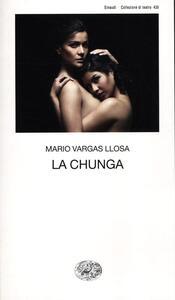 La chunga - Mario Vargas Llosa - copertina