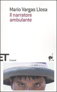 Libro Il narratore ambulante Mario Vargas Llosa