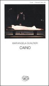 Caino - Mariangela Gualtieri - copertina
