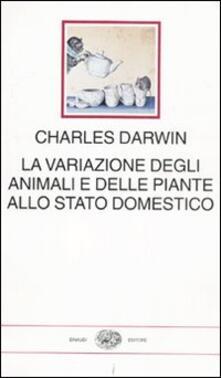Camfeed.it La variazione degli animali e delle piante allo stato domestico Image