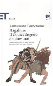 Hagakure. Il codice segreto dei samurai - Tsunetomo Yamamoto - copertina