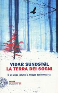 Libro La terra dei sogni Vidar Sundstøl
