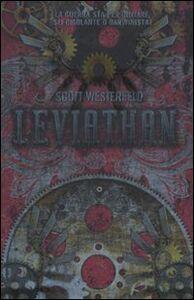 Libro Leviathan Scott Westerfeld