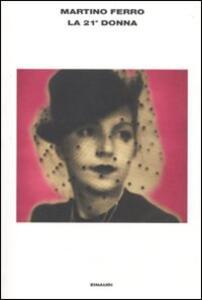 La ventunesima donna - Martino Ferro - copertina