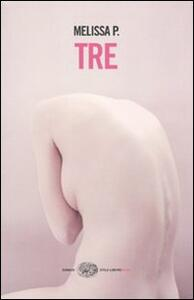 Tre - Melissa P. - copertina