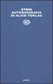 Capturtokyoedition.it Autobiografia di Alice Toklas Image