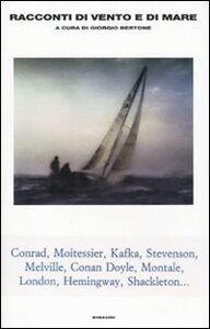 Foto Cover di Racconti di vento e di mare, Libro di  edito da Einaudi