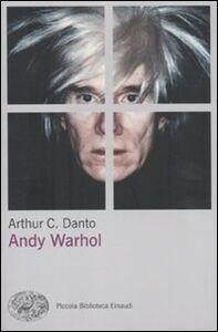 Libro Andy Warhol Arthur C. Danto