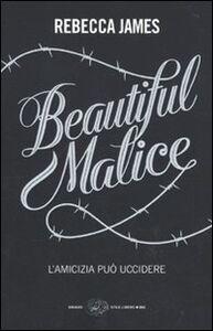 Libro Beautiful malice Rebecca James