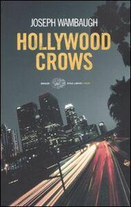 Libro Hollywood crows Joseph Wambaugh