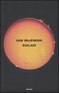 Solar - Ian McEwan - copertina
