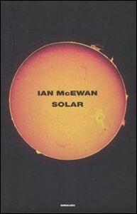 Foto Cover di Solar, Libro di Ian McEwan, edito da Einaudi