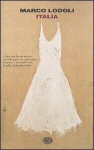 Libro Italia Marco Lodoli