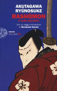 Libro Rashomon e altri racconti Ryunosuke Akutagawa
