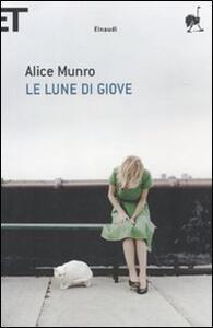 Le lune di Giove - Alice Munro - copertina