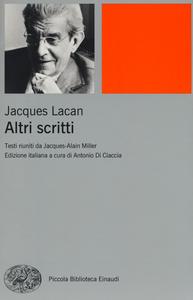 Libro Altri scritti Jacques Lacan