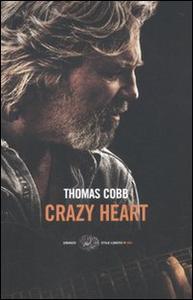 Libro Crazy heart Thomas Cobb