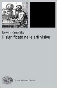 Libro Il significato delle arti visive