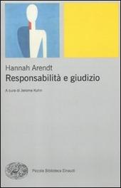 Responsabilità e giudizio