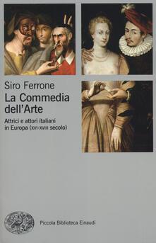 Librisulladiversita.it La commedia dell'arte. Attrici e attori italiani in Europa (XVI-XVIII secolo) Image