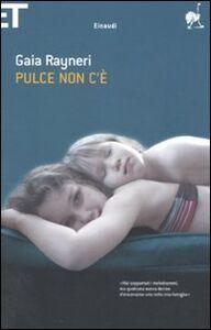 Libro Pulce non c'è Gaia Rayneri