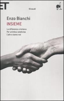 Voluntariadobaleares2014.es Insieme: La differenza cristiana-Per un'etica condivisa-L'altro siamo noi Image