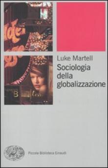 Grandtoureventi.it Sociologia della globalizzazione Image