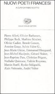 Libro Nuovi poeti francesi