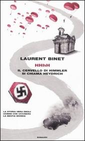 HHhH. Il cervello di Himmler si chiama Heydrich copertina