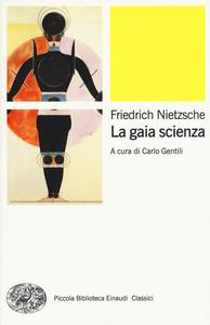 Libro La gaia scienza Friedrich Nietzsche