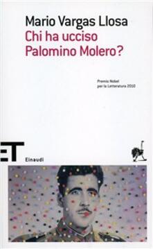 Squillogame.it Chi ha ucciso Palomino Molero? Image
