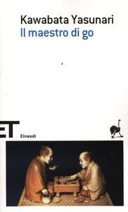 Il maestro di Go - Yasunari Kawabata - copertina