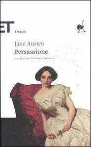 Persuasione - Jane Austen - copertina