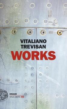 Works - Vitaliano Trevisan - copertina