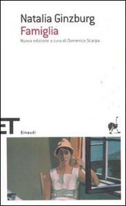 Libro Famiglia Natalia Ginzburg
