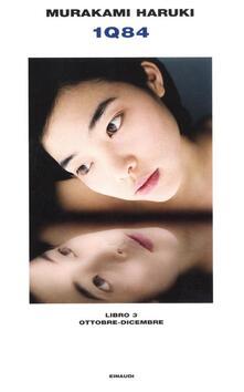 1Q84. Libro 3. Ottobre-dicembre - Haruki Murakami - copertina