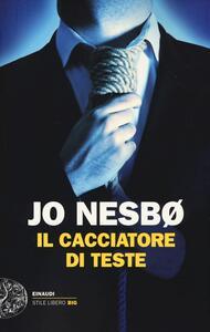 Il cacciatore di teste - Jo Nesbø - copertina